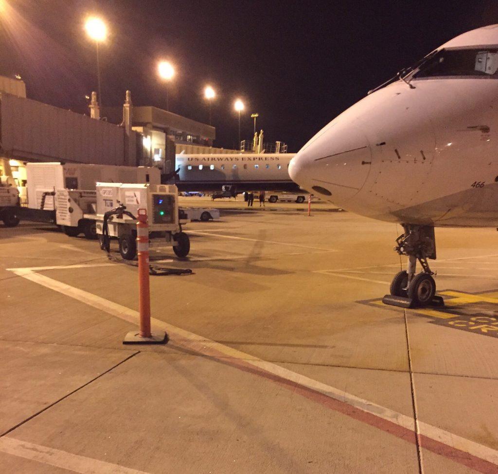Bruce Cameron - In-Flight Coaching